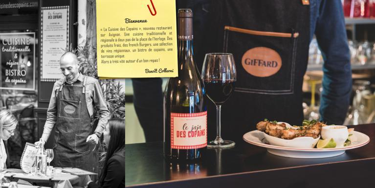 La Cuisine Des Copains Restaurant Et Burgers Avignon 84